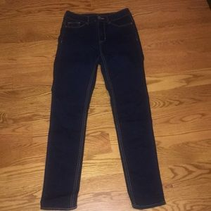 H&M High Waisted Slim Fit Jean